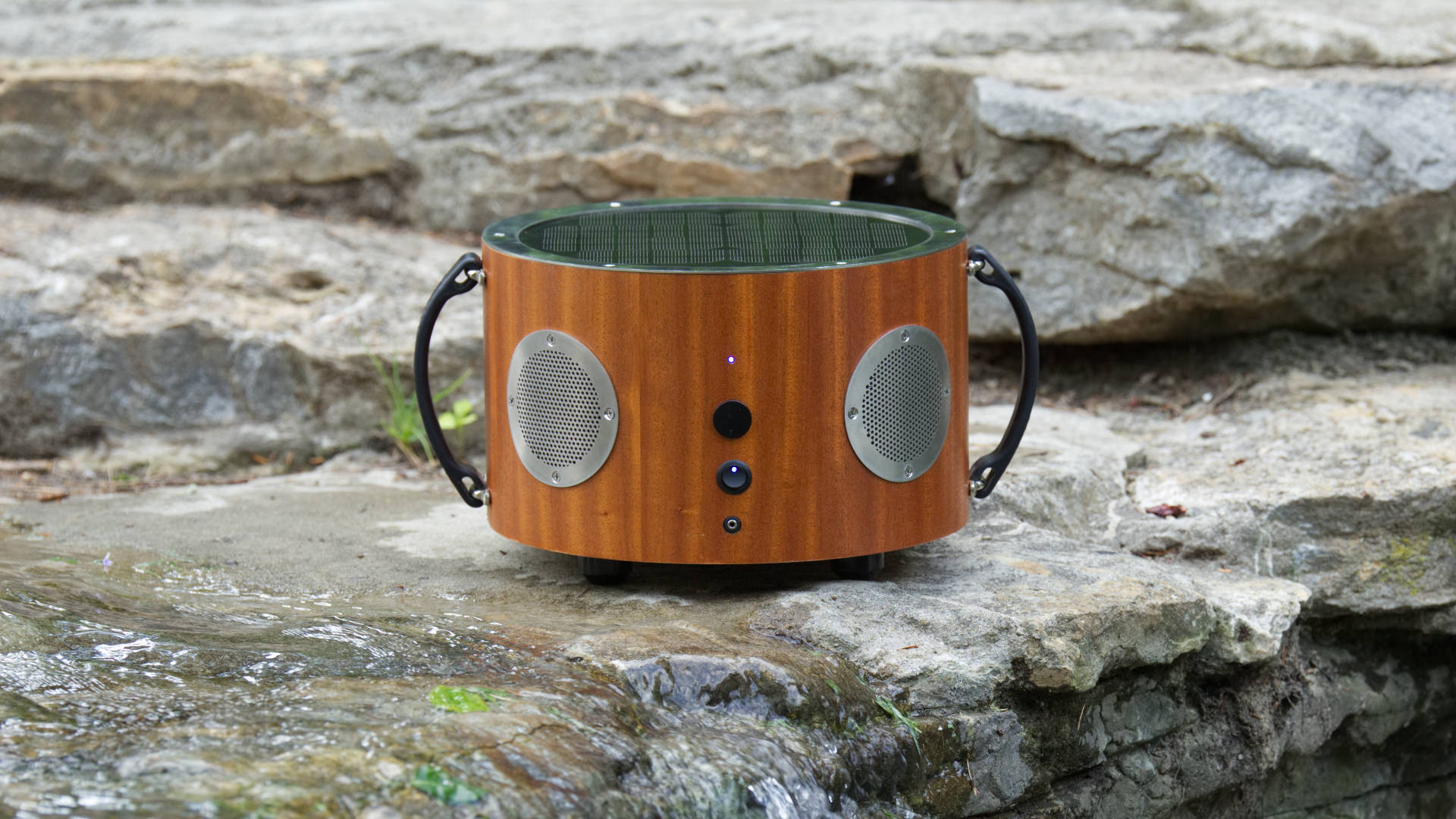 Sunny is a Water Resistant Speaker made by SoularSound